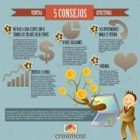 Consejos prácticos para incrementar las ventas